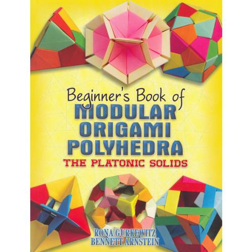 Modular Origami Polyhedra, Platonic Solids - Book
