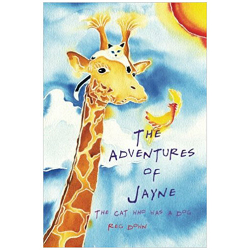 Adventures of Jayne by Reg Down