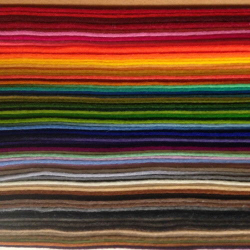 Holland Merino Wool Felt - ALL 74 Colors