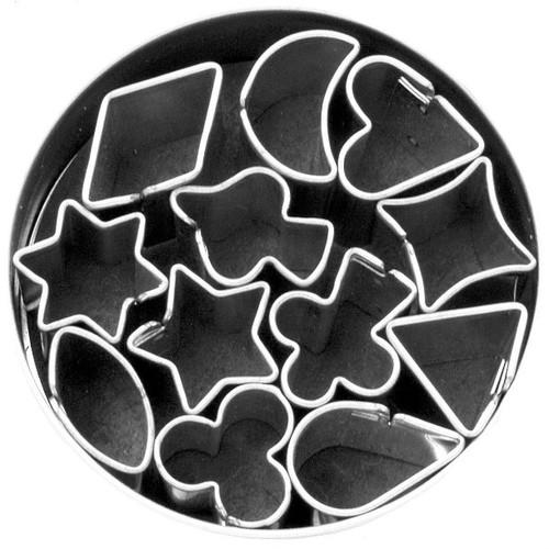 Mini Decorating Wax Cutter Set in a Tin
