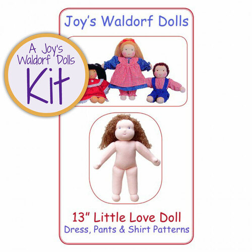 13 Quot Little Love Waldorf Doll Making Kit A Child S Dream