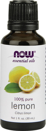 Now Lemon Oil
