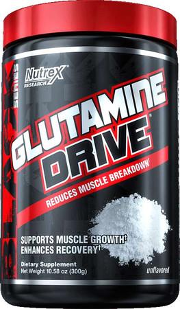 Nutrex Research Glutamine Drive Black Bottle