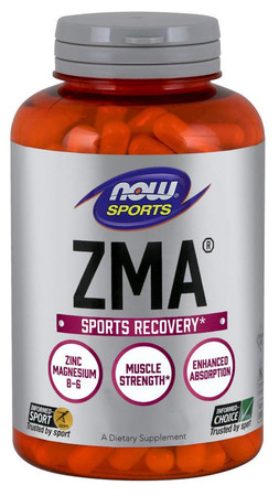 Now ZMA Sports Recovery Bottle