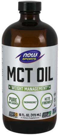 Now MCT Oil Bottle
