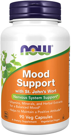 Now Mood Support bottle