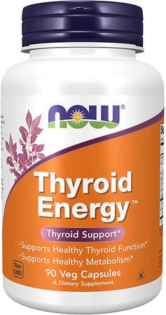 Now Thyroid Energy bottle