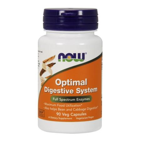 Now Optimal Digestive System Bottle