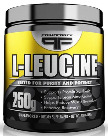 PrimaForce L-Leucine Bottle