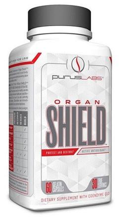 Purus Labs Organ Shield Bottle