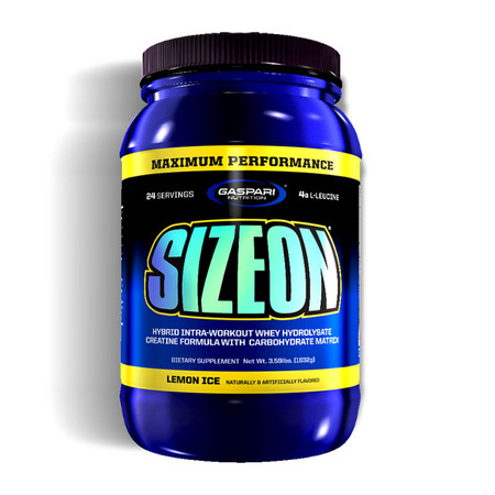 Gaspari Nutrition SizeOn Maximum Performance Bottle