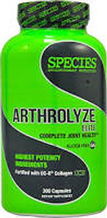 Species Nutrition Arthrolyze Elite Bottle