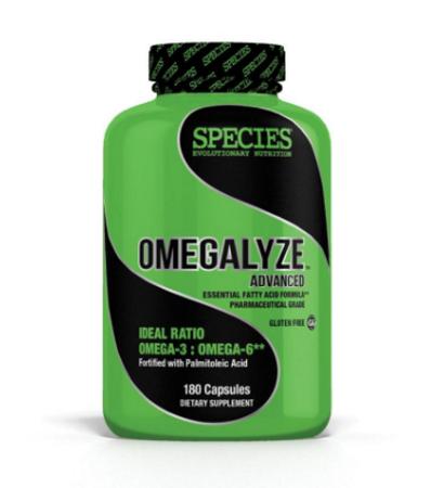 Species Nutrition Omegalyze Bottle