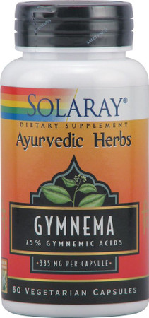 Solaray Gymnema Bottle