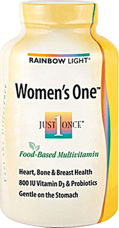Rainbow Light Women's One Multivitamin
