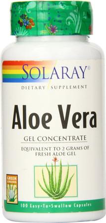 Solaray Aloe Vera Super 40mg