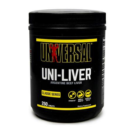 Universal Nutrition Uni Liver Bottle