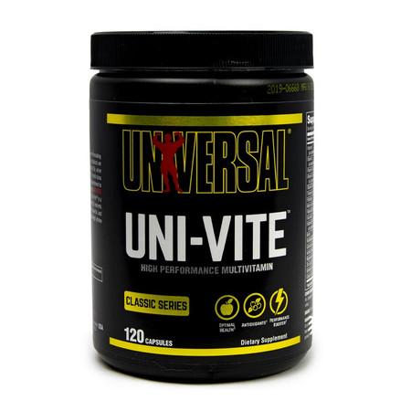 Universal Nutrition Uni-Vite Bottle