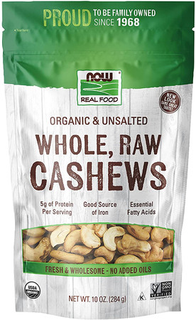 Now Cashews PACKS