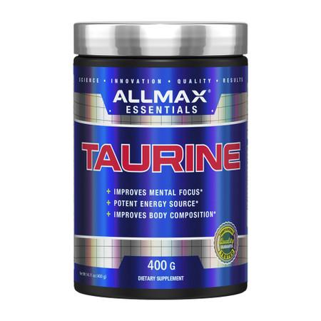 ALLMAX Nutrition Taurine Bottle