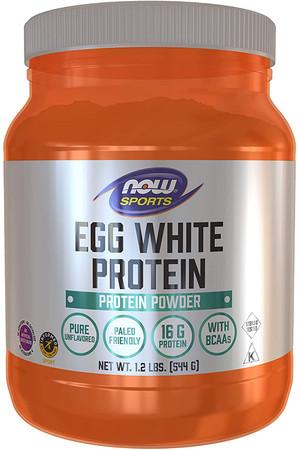 Now EggWhite Protein bottle