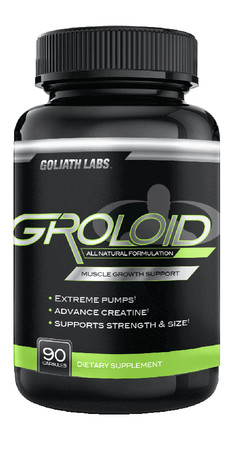 Goliath Labs Groloid Bottle