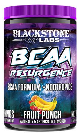 Blackstone Labs BCAA Resurgence Bottle