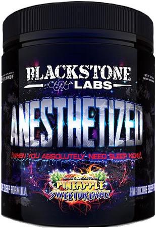Blackstone Labs Anesthetized Bottle