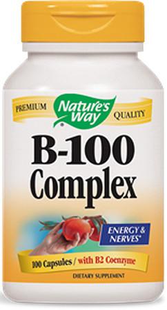 Nature's Way B-100 Complex Bottle
