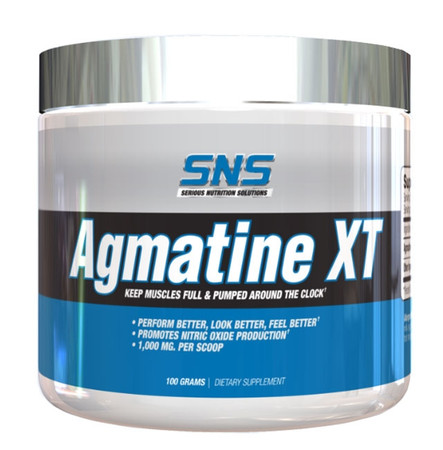 SNS Agmatine XT Powder