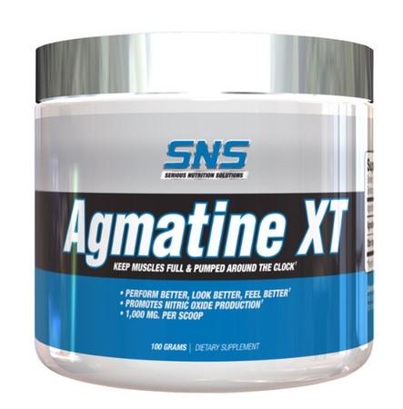 SNS Agmatine XT Powder Bottle