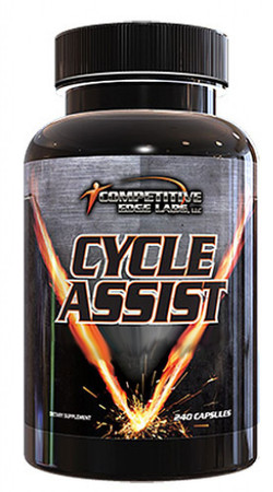 Competitive Edge Labs Cycle Assist Bottle
