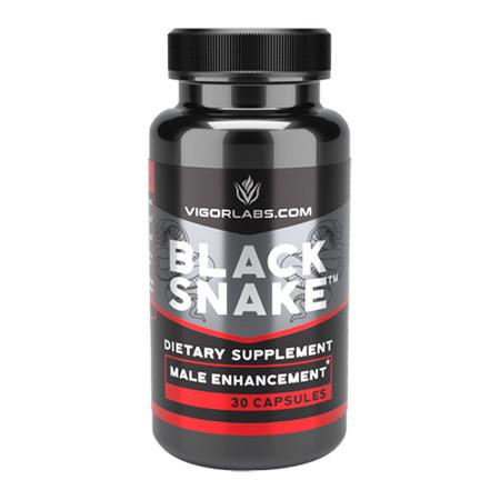 Vigor Labs Black Snake Bottle