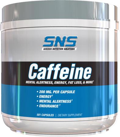 SNS Caffeine Bottle