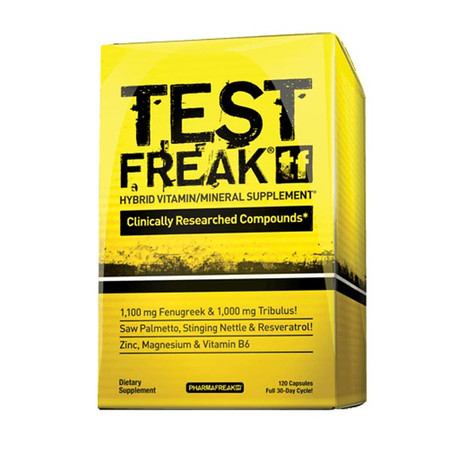 PharmaFreak Test Freak