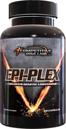 Competitive Edge Labs Epi-Plex Bottle
