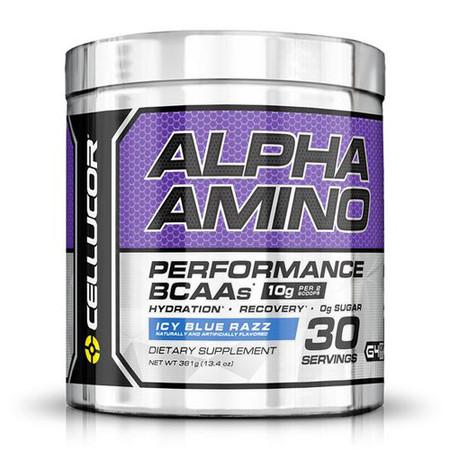 Cellucor Alpha Amino Bottle
