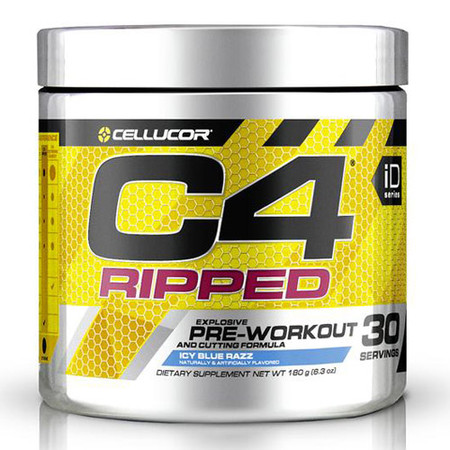 Cellucor C4 Ripped Bottle