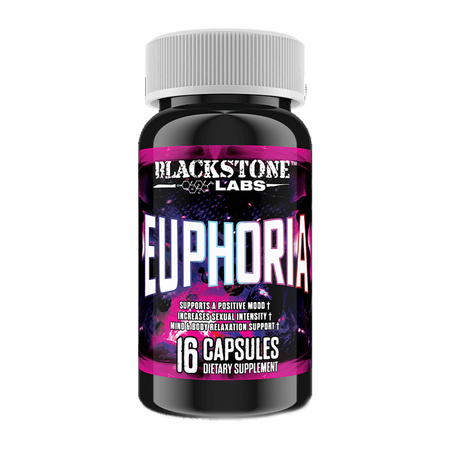 Blackstone Labs Euphoria Bottle