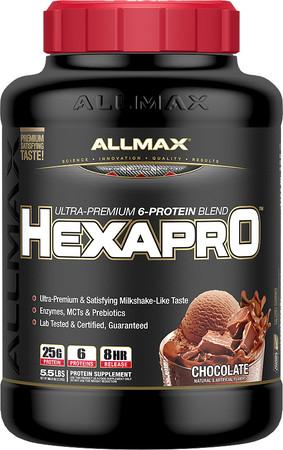 ALLMAX Nutrition Hexapro 5 Lbs. Bottle