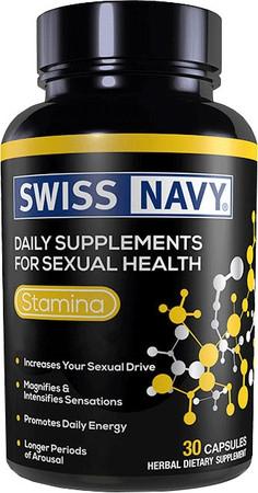 Swiss Navy Stamina