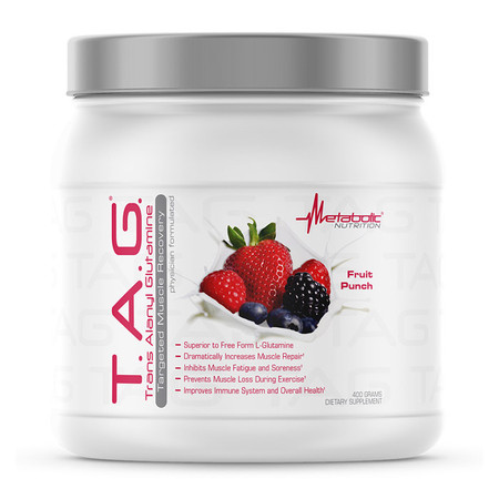 Metabolic Nutrition T.A.G. Bottle