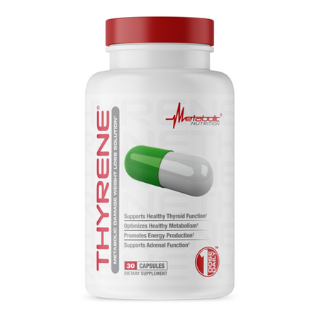 Metabolic Nutrition Thyrene Bottle