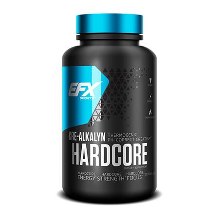 EFX Sports Kre-Alkalyn Hardcore Bottle