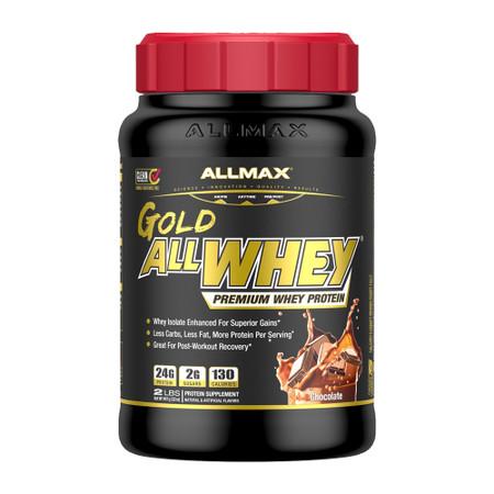 ALLMAX Nutrition AllWhey Gold Bottle