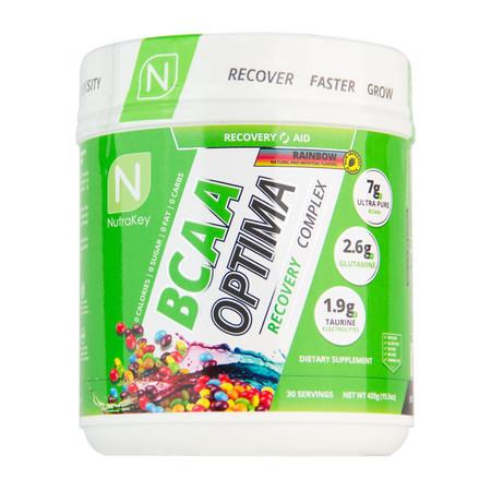 Nutrakey BCAA Optima Bottle