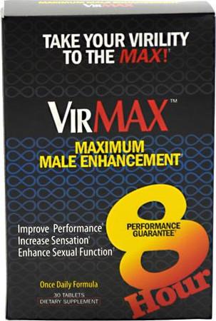 VirMax VirMax Maximum Male Enhancement Box