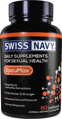Swiss Navy EjacuMax Bottle