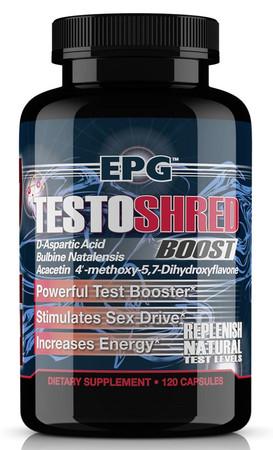 EPG Testoshred bottle
