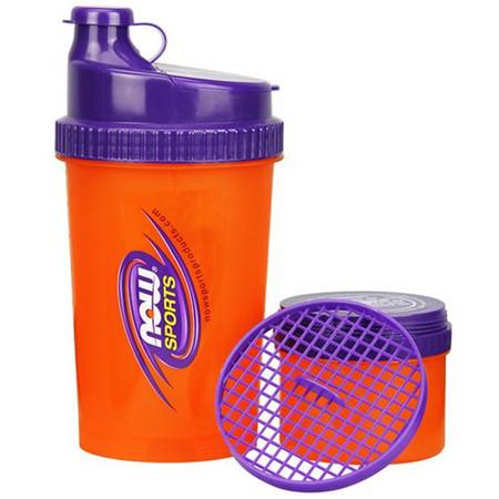 Now Sports 3 in 1 Sports Shaker Bottle